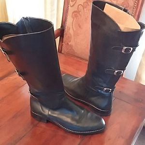 Argentinian leather boots